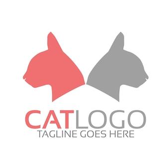 Logotipo de gato