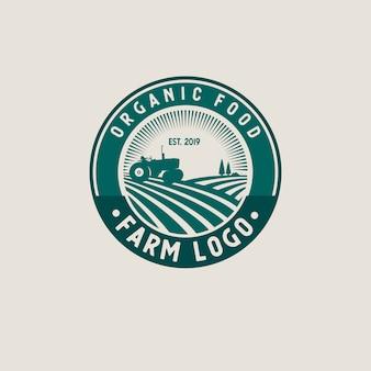 Logotipo de la granja