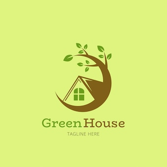 Logotipo de greenhouse