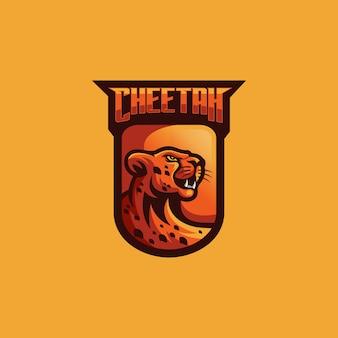 Logotipo de guepardo