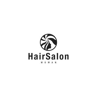 Logotipo de hairsalon