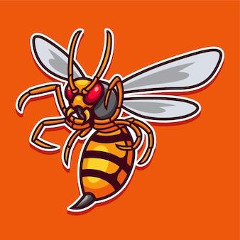 Logotipo de hornet