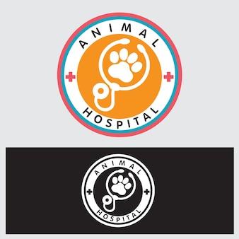 Logotipo del hospital de animales