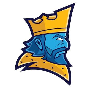 Logotipo de king sports