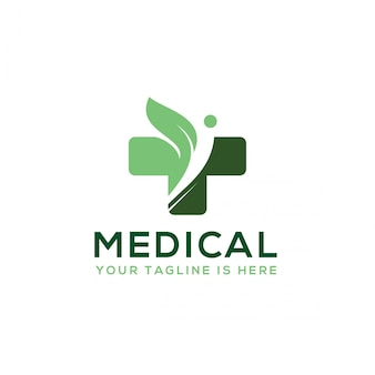 Logotipo de laboratorio medico