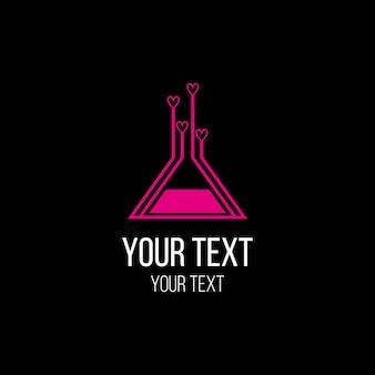 Logotipo de laboratorio