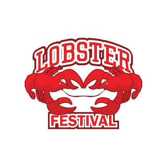 Logotipo de la langosta
