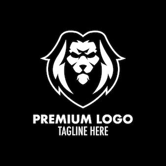 Logotipo de león