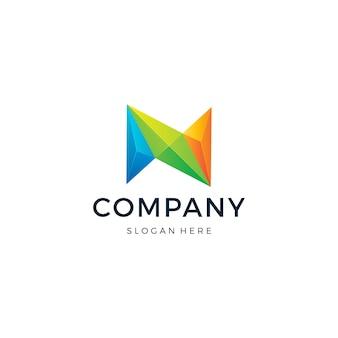 Logotipo de la letra n