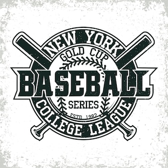Logotipo de la liga de béisbol