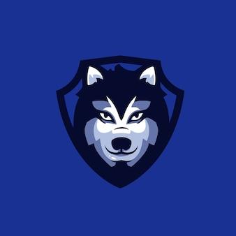 Logotipo de lobo