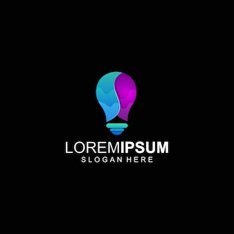 Logotipo de luz