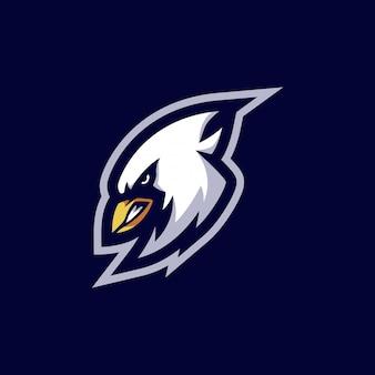 Logotipo de mad eagle