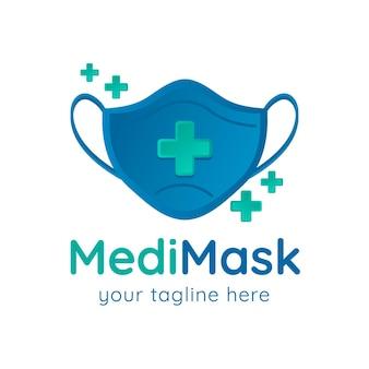 Logotipo de mascarilla