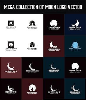 Logotipo de media luna