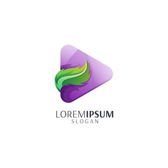 Logotipo de medios