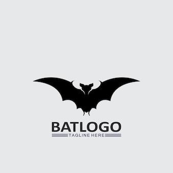 Logotipo de murciélago