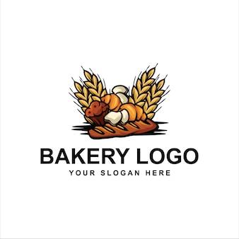 Logotipo de panadería