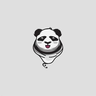 Logotipo de panda