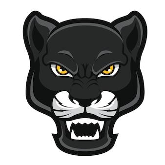 Logotipo de panther sports