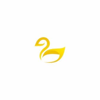 Logotipo de pato