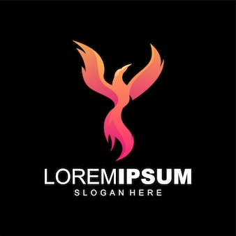 Logotipo de phoenix