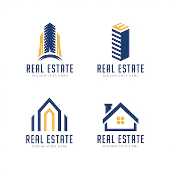 Logotipo de propiedad empresarial