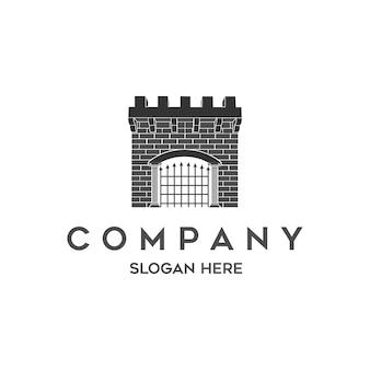 Logotipo de la puerta