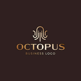 Logotipo de pulpo