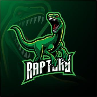 Logotipo de raptor