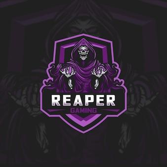 Logotipo reaper esport