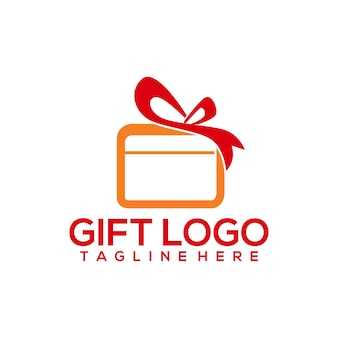 Logotipo de regalo