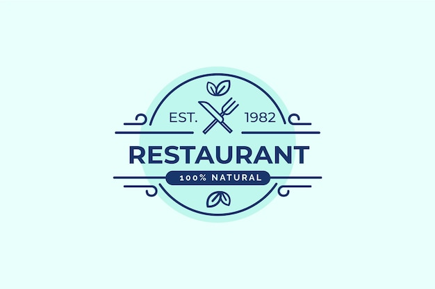 Logotipo del restaurante