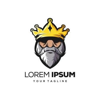 Logotipo de rey