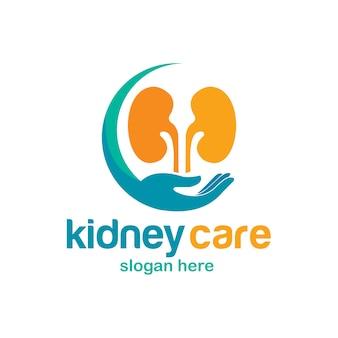 Logotipo de riñón