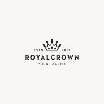 Logotipo de royalcrown