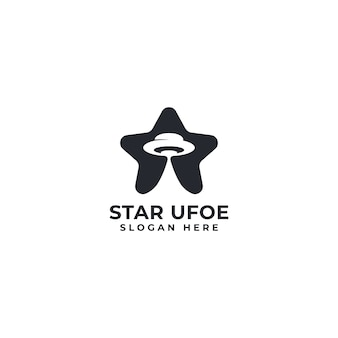 Logotipo de star ufoe