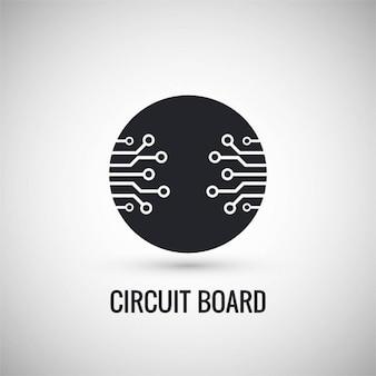 Logotipo tecnológico