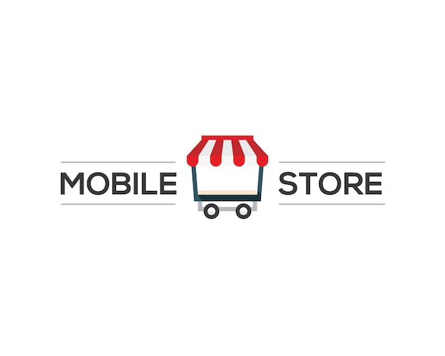 Logotipo de la tienda móvil