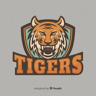 Logotipo con tigre