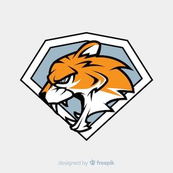 Logotipo de tigre