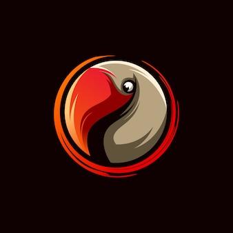 Logotipo de tucán