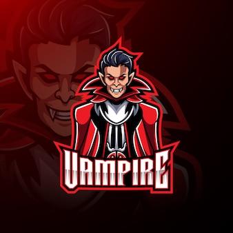 Logotipo de vampiro