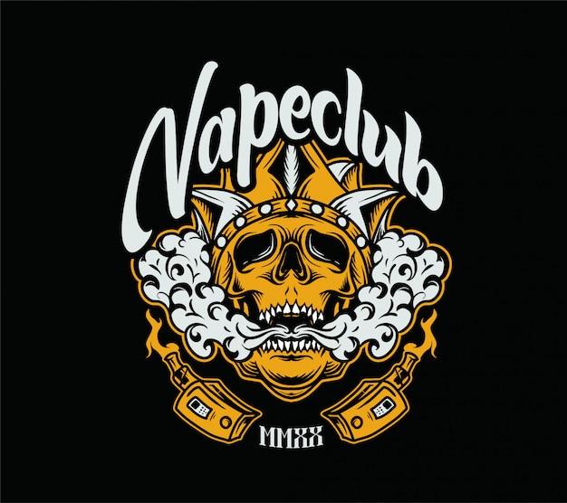 Logotipo de vape