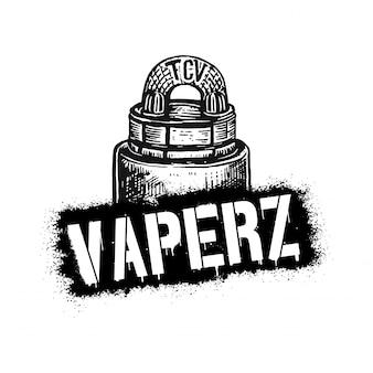 Logotipo de vapers