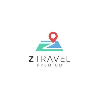 Logotipo de z travel
