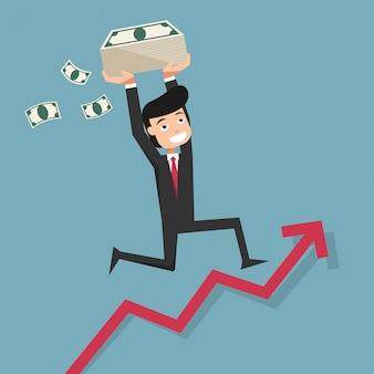 El logro de la meta te puede traer mucho dinero