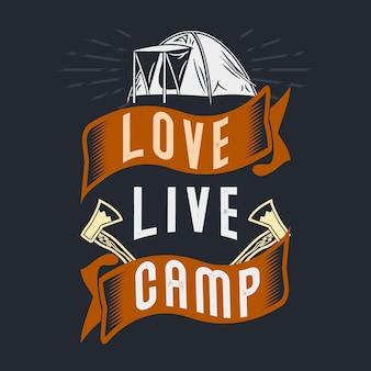 Love live camp.