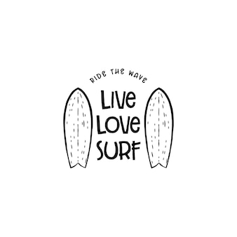 Love live surf