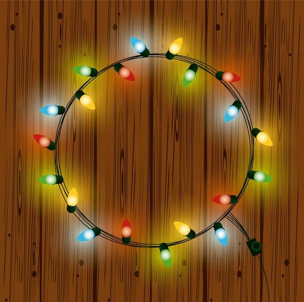 Luces de navidad para decoracion